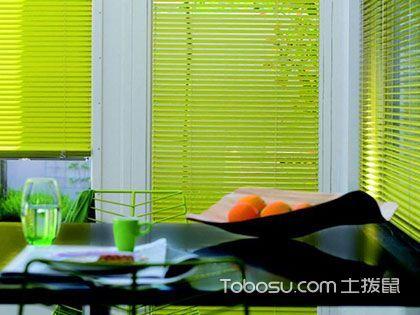 百叶窗帘安装方法,让你拥有不一样的窗边美景