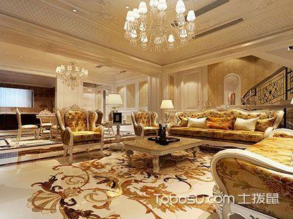 法式装修风格7大特点,教你装饰出纯正法式家居