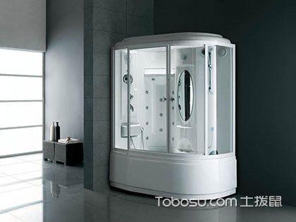 蒸汽淋浴房怎么样?打造更实用的卫生间