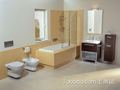 用心选材装修浴室,洗净疲惫轻松入睡