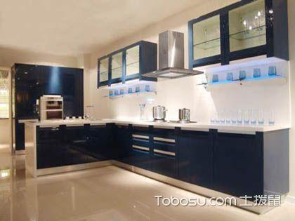 厨房吊柜尺寸设计 不要忽略了门板厚度