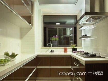厨房瓷砖装修效果图 打造一个干净整洁的空间