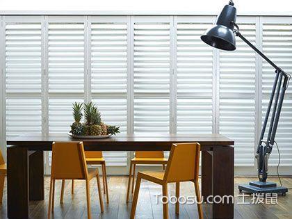 铝合金百叶窗帘优缺点详解,美观耐用的窗边饰物