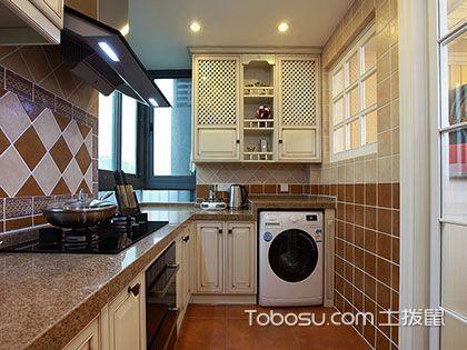 现代厨房装修风格,美丽与实用通通都要