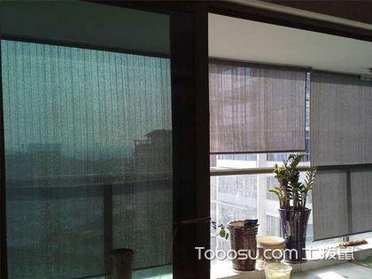 阳台遮阳帘 材质关系到日常功能