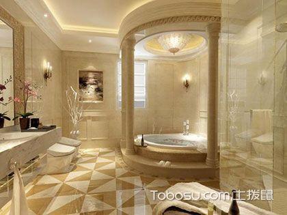 欧式风格卫生间6大装修技巧,卫浴不将就