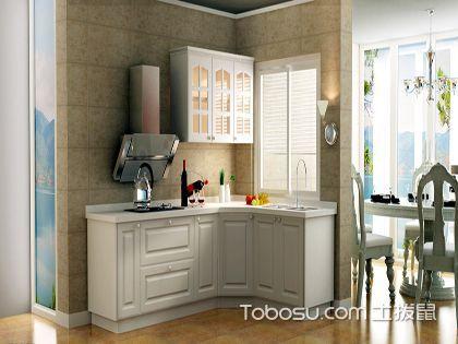 厨房橱柜用什么材料好?各部分不同别混淆