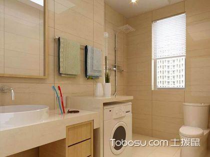 衛生間瓷磚尺寸,墻磚地磚搭配有技巧