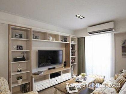 美式风格电视背景墙 设计出自己的特色