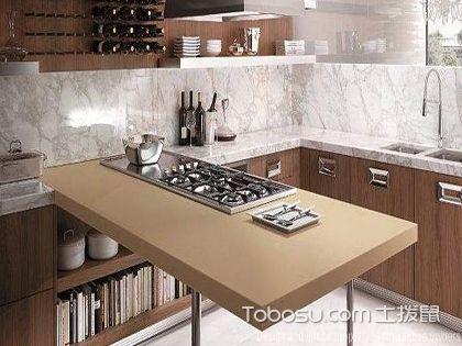 厨房台面尺寸设计,看看如何正确选择