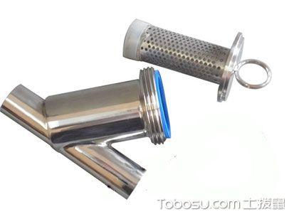 进口管道过滤器:安装、使用都不简单的管道装置