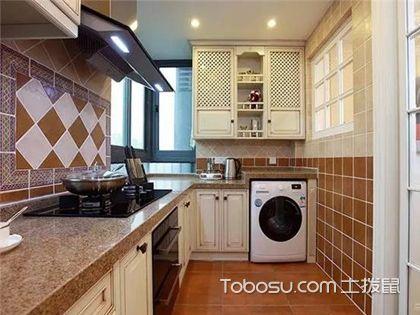 简欧风格厨房装修效果图 感受家里的温馨