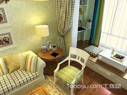 小户型客厅榻榻米,让舒适升级