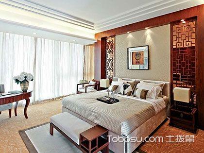 中式卧室装修,追求极简体贴生活