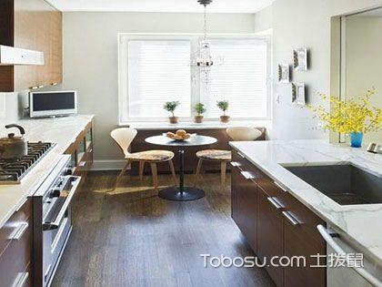 新中式厨房装修设计,让你下厨更轻松自在