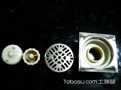 洗衣机地漏和普通地漏 除了结构还有何不同?