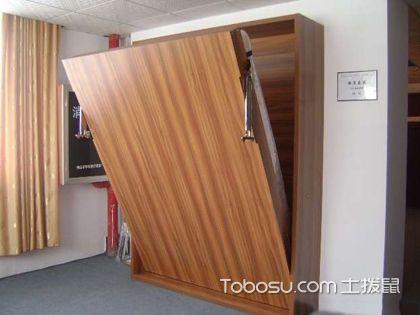 隐形床壁床品牌知多少?优秀隐形床壁床品牌列举