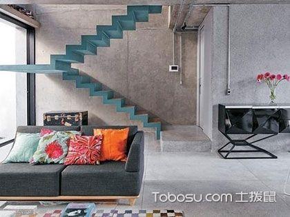 4种跃层楼梯设计,上楼下楼也要赏心悦目