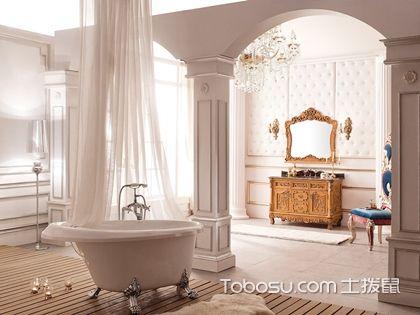 各类实木浴室柜 看不同家庭如何挑