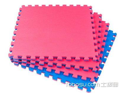 儿童地板垫VS儿童地板胶,究竟哪个更安全?