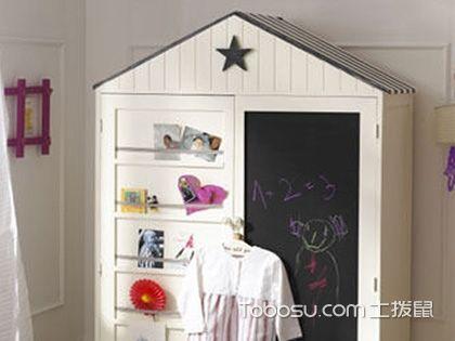 创意儿童衣柜 开启天马行空的世界