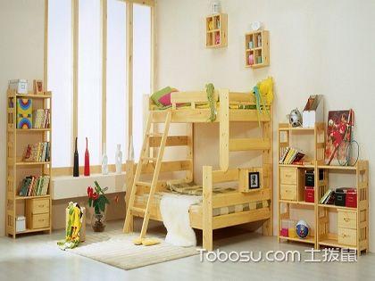 实木子母床选择看什么?充分把握孩子的特点