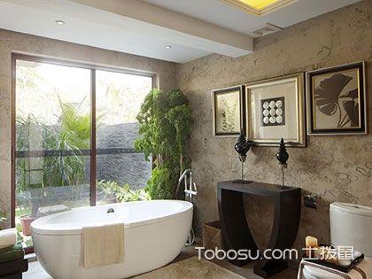 新古典卫生间设计,有温度的自由装修