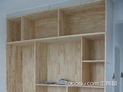 杉木集成板衣柜,定制更灵活经济