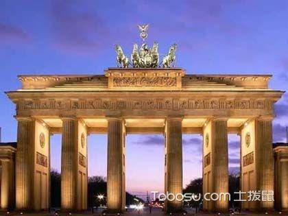 新古典主义建筑风格 你能看出哪些极具历史感的元素?