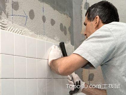 瓷砖验收从哪里入手?外观、平整度与垂直度都需兼顾到