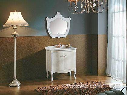 古典浴室柜品牌 升级你的淋浴体验