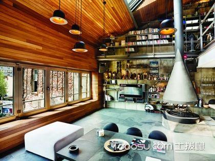 什么是loft家具?工业化浪潮下的艺术品