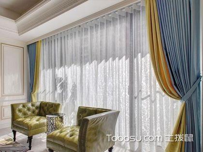 新古典窗簾裝飾,給家一個大氣穩重的選擇