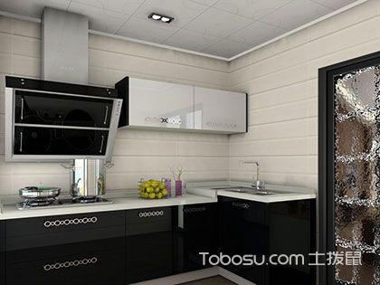 新古典厨房效果图,引人遐想的完美厨房装修风格