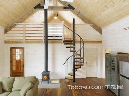 創意loft樓梯設計,點亮室內空間