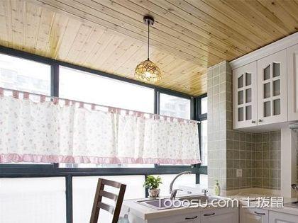 杉木集成板吊顶 环保家装带来新视觉