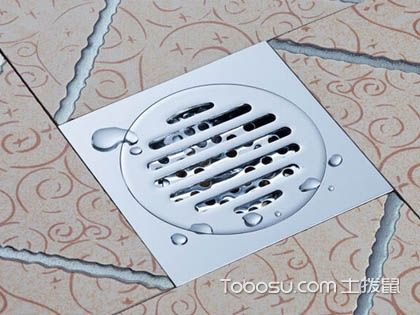什么是水封地漏,全面了解排水防臭装置