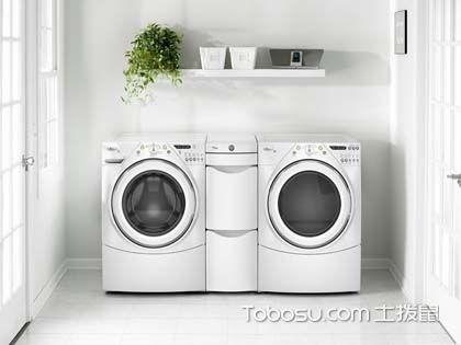 什么牌子的滾筒洗衣機好?各品牌特點不同