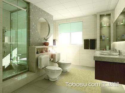 卫生间通风设计要点 排除室内异味和压抑