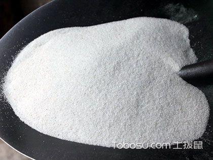 天然石英砂用途多,种类不同作用也千差万别