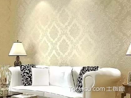 欧式壁纸 复古与潮流的完美融合