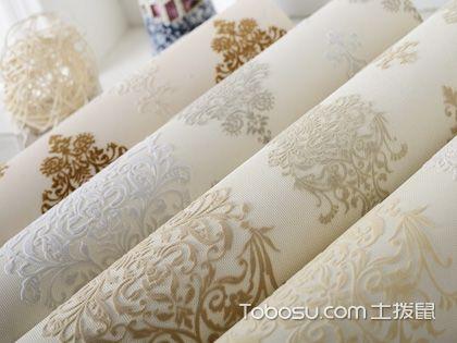 植绒壁纸选购 不小心就误选了发泡墙纸