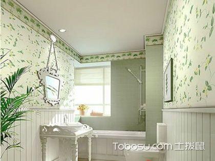 什么壁纸防水?厨卫墙面只能用瓷砖吗?