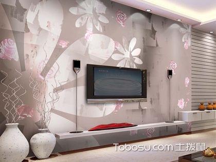 背景墙壁纸怎么选 主要是协调好家居环境