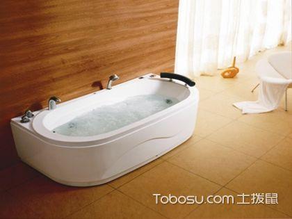 浴缸安装需要注意什么?类型不同注意点也不同
