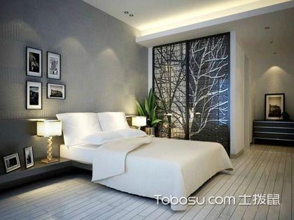 卧室墙面颜色搭配好 有助于睡眠质量