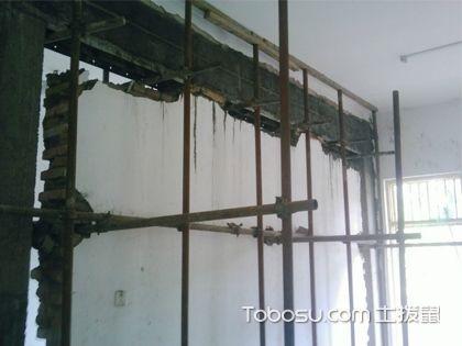 承重墙改梁可进行 以施工顺序为准