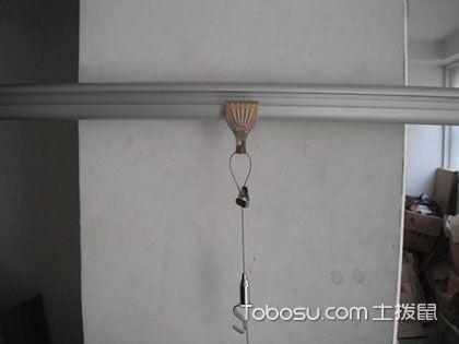 金属挂镜线,室内悬挂装饰物的最佳搭档