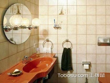 小卫生间效果图赏析,卫生间的装修技巧