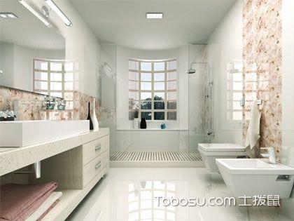 洗手间颜色风水 白色是最适合的